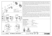 Fadini FIT 55 installation instructions