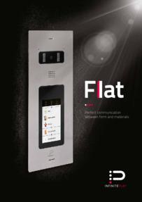 Brochure for Flat range panels