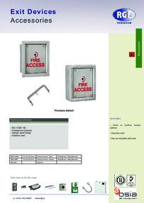 RGL FMS feature sheet