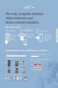 Intratone 3G Brochure