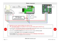 Intratone 06-0131-EN Wiring diagram
