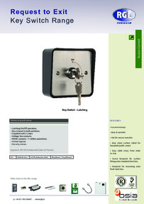 RGL KS-1 data sheet