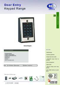RGL KP25 feature sheet