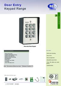 RGL KP50 feature sheet