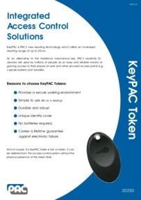 KeyPAC Token Brochure