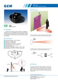 mcs-425 brochure