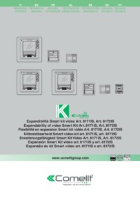 Expandability of video Smart Kit 8171IS and 8172IS