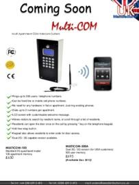 AES Multicom series brochure