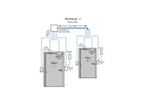 Wiring Diagram for GB/MIT902, GB/MIT900 and GB/MSC902