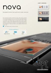 BPT Nova Brochure