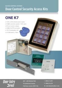 Access control kit ONE K7 data sheet