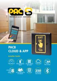 PAC8 Installer guide