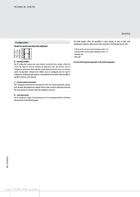 Bticino wiring diagram for 344192