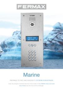 Fermax Marine range brochure