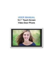 QVK 10 Inch Monitor Brochure