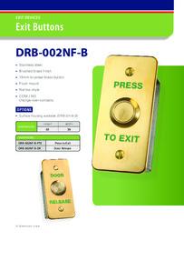 Press to exit/ Door Release Brochure