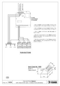 Fadini Pulin3 installation manual