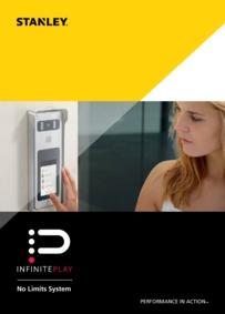 Video Intercom -  STANLEY Infinite Play IP brochure