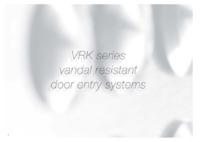 Bell (BSTL) VRK Vandal Resistant Systems Brochure