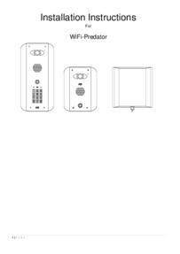 AES WiFi Predator Kit Installation Manual