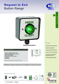 RGL WP-EBGBWC02 feature sheet