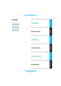 BPT XT/200 installation instructions