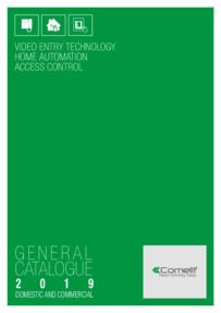 Comelit Video Entry Catalogue