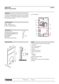 343071 Technical Data Sheet