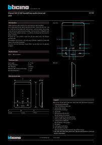 344282 Technical Data Sheet
