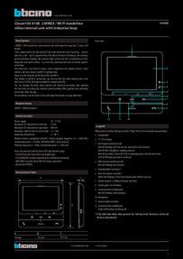 344682 Technical Data Sheet