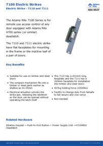7110-310-652 Data Sheet