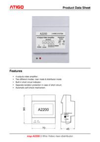 A2200 Datasheet