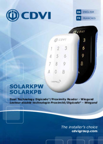 SOLARKPB Technical Manual