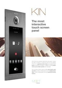 Fermax Kin Panel Brochure
